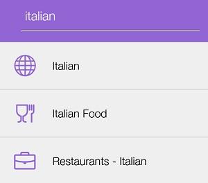 Italian Tagword